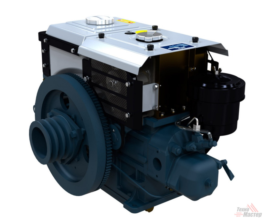 Фото Дизельный двигатель R195-T