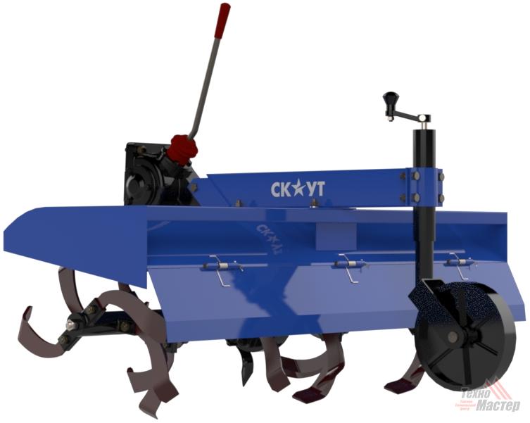 Почвофреза навесная  Скаут-120