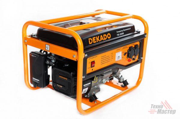 Бензогенератор ГБ-2200 Декадо