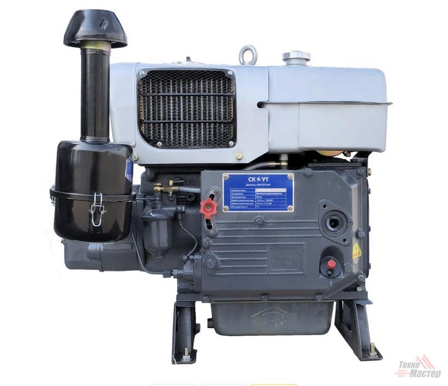 Фото Дизельный двигатель ZS1100-T