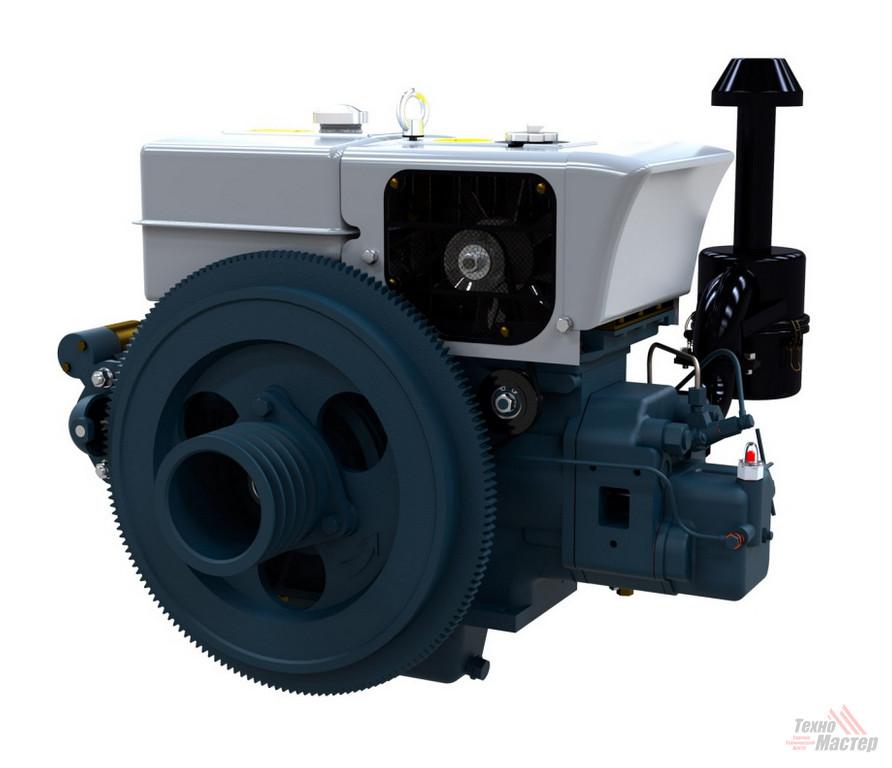 Фото Дизельный двигатель ZS1115-T