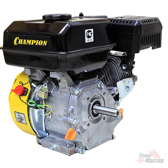 Фото Двигатель CHAMPION G210HK