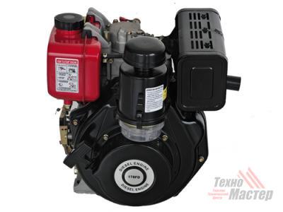 Двигатель дизельный C178FD Лифан