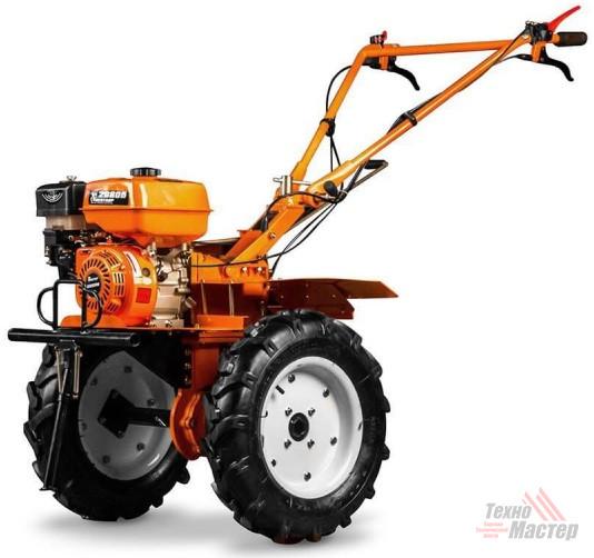 Мотоблок 2090Б Кентавр (двиг. Toykawa 9.8 л.с.) + почвофреза,сцепка,плуг,картофелевыкапыватель,поворотные ступицы